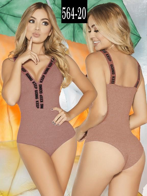 Body Colombiano - Ref. 268 -564-20 Rosado