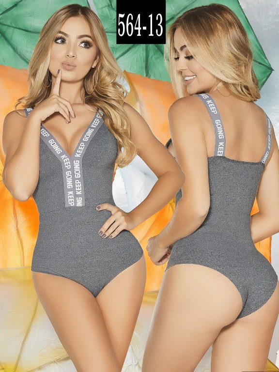Body Colombiano - Ref. 268 -564-13 Gris
