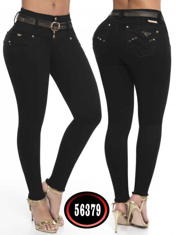 Jeans Colombiano - Ref. 248 -56379-D