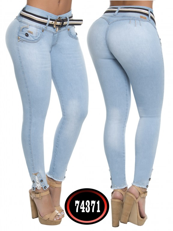Jeans Colombiano - Ref. 248 -74371-D