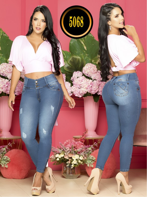 Colombian Butt lifting Jean - Ref. 119 -5068S