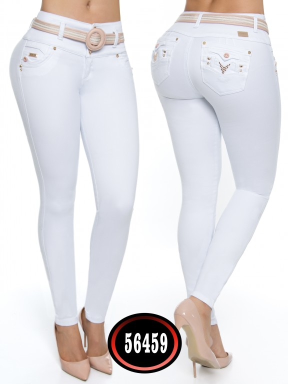Jeans Colombiano - Ref. 248 -56459-D