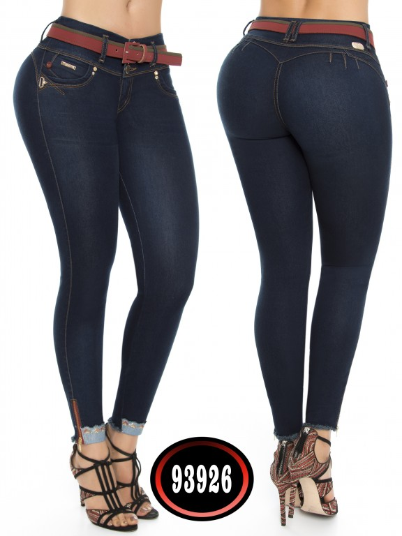 Jeans Colombiano - Ref. 248 -93926-D