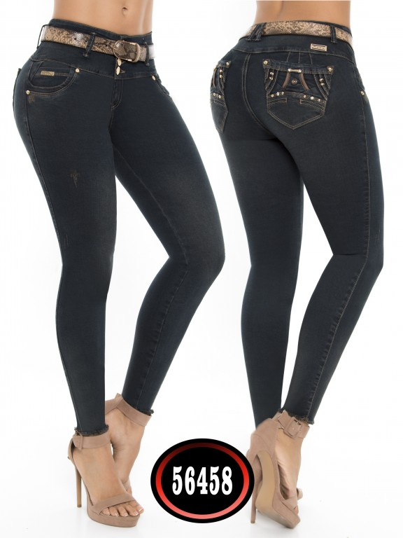 Jeans Colombiano - Ref. 248 -56458-D