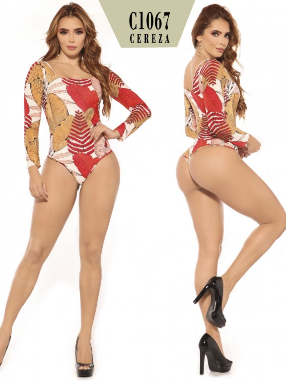 Body Reductor Colombiano - Ref. 111 -1067