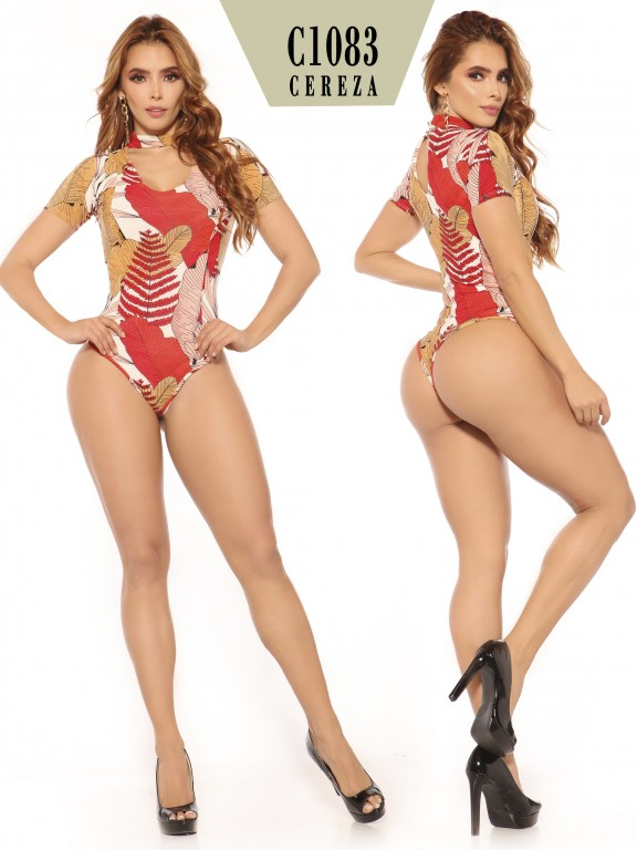 Body Reductor Colombiano - Ref. 111 -1083