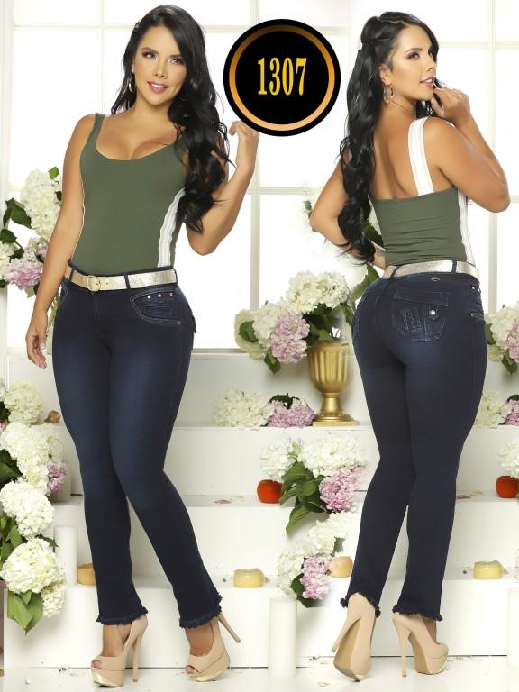 Colombian Jeans Plus Size - Ref. 119 -1307TB Plus Size