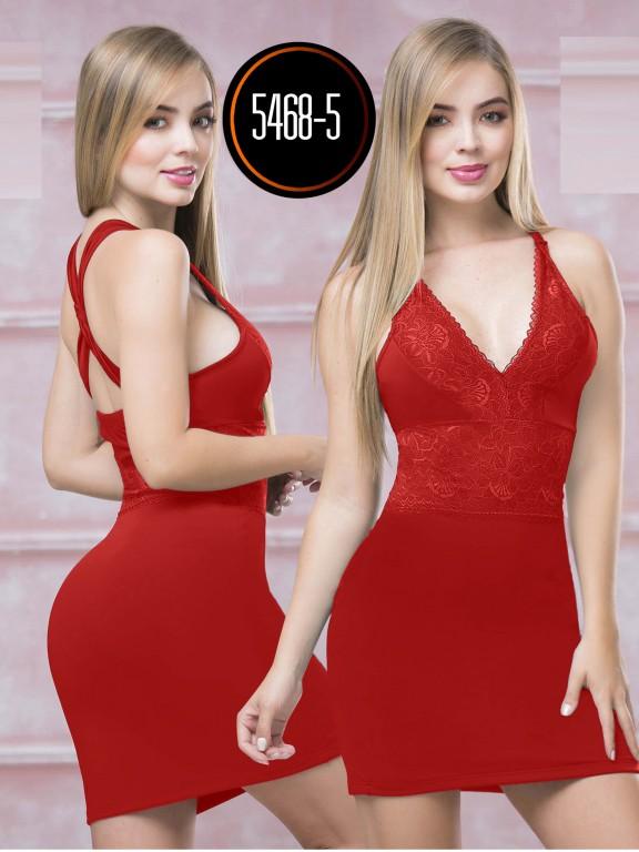 Vestido  Colombiano - Ref. 119 -5468-5