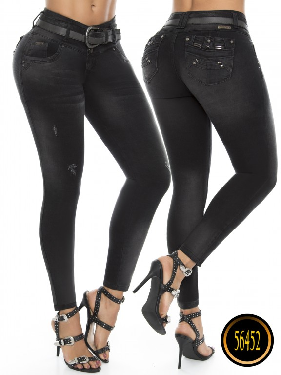 Jeans Colombiano - Ref. 248 -56452-D