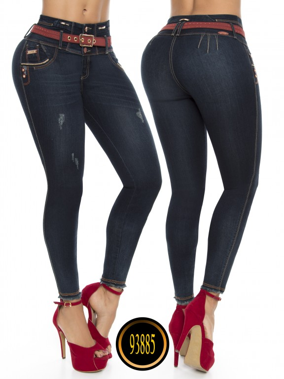 Jeans Colombiano - Ref. 248 -93885-D