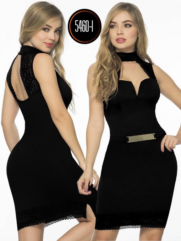 Vestido  Colombiano - Ref. 119 -5460-1