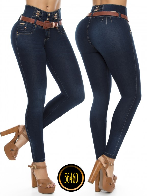 Jeans Colombiano - Ref. 248 -56460-D