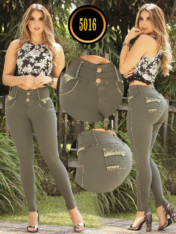 Jeans Colombiano Plus Size - Ref. 119 -5016 S PLUS