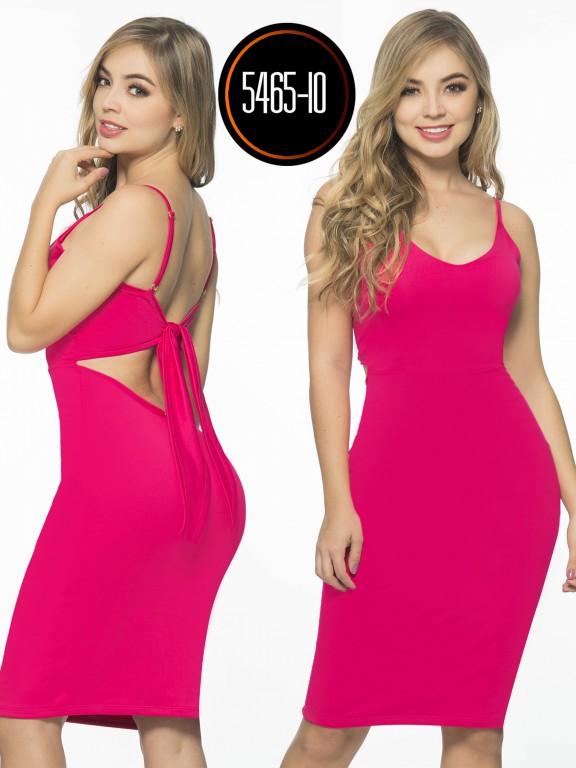 Colombian dress - Ref. 119 -5465-10