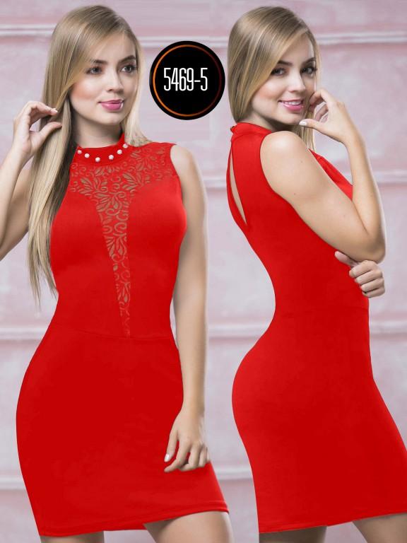 Colombian dress - Ref. 119 -5469-5