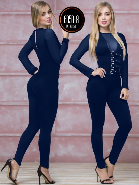 Enterizo Colombiano Moda Thaxx - Ref. 150 -6050-8