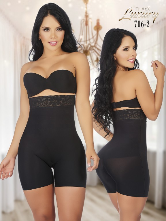 Thaxx Luxury Shapewear Short - Ref. 119 -706-2 PLUS
