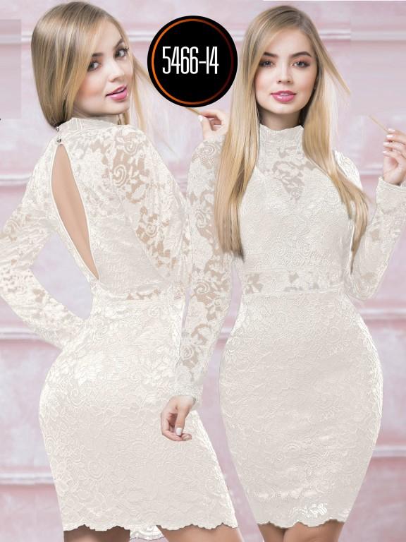 Vestido  Colombiano - Ref. 119 -5466-14