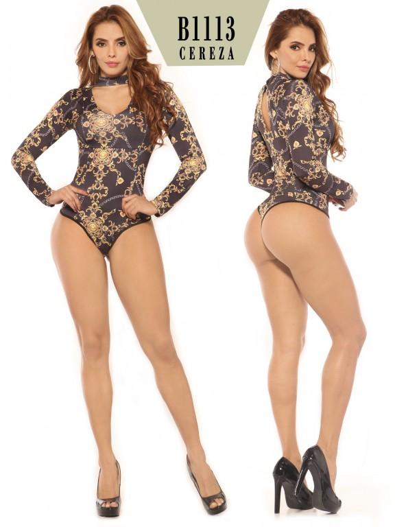 Body Colombiana - Ref. 111 -1113