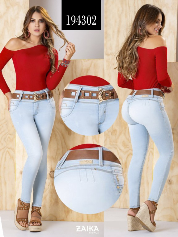 Jeans Colombianos - Ref. 270 -194302