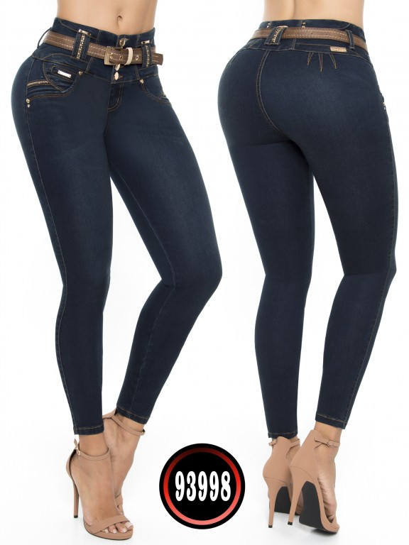 Jeans Colombiano - Ref. 248 -93998-D