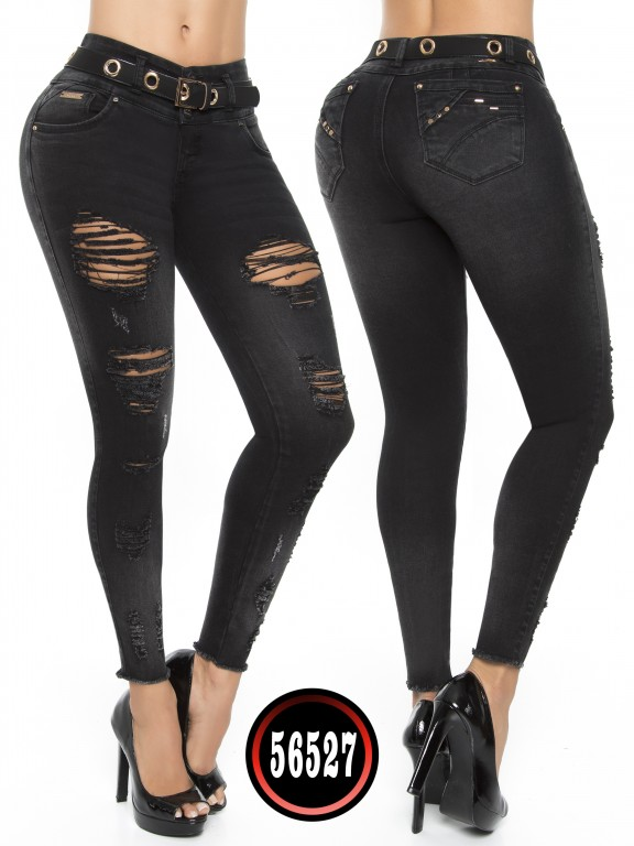 Jeans Colombiano - Ref. 248 -56527-D