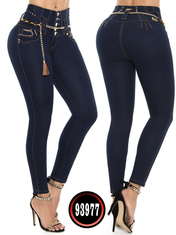 Jeans Colombiano - Ref. 248 -93977-D