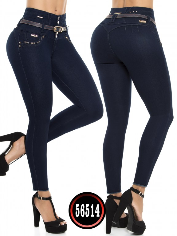 Jeans Colombiano - Ref. 248 -56514-D
