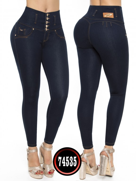 Jeans Colombiano - Ref. 248 -74535-D