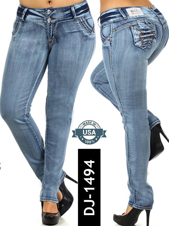 Jeans Dama SD - Ref. 108 -1494MM