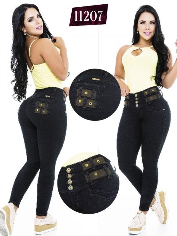 Jeans Colombiano Cheviotto - Ref. 101 -11207