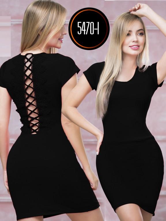 Colombian dress - Ref. 119 -5470-1