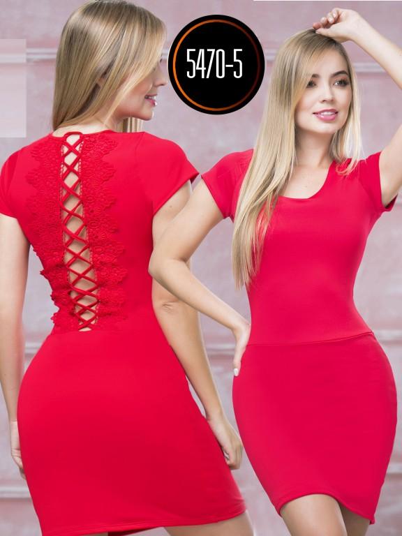 Colombian dress - Ref. 119 -5470-5