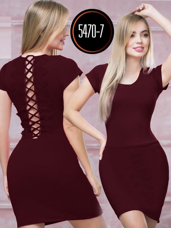 Colombian dress - Ref. 119 -5470-7