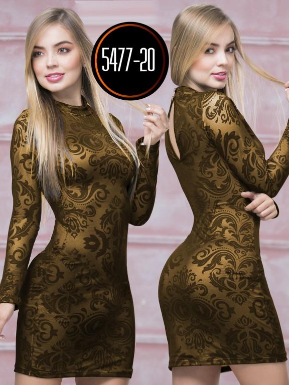 Colombian dress - Ref. 119 -5477-20