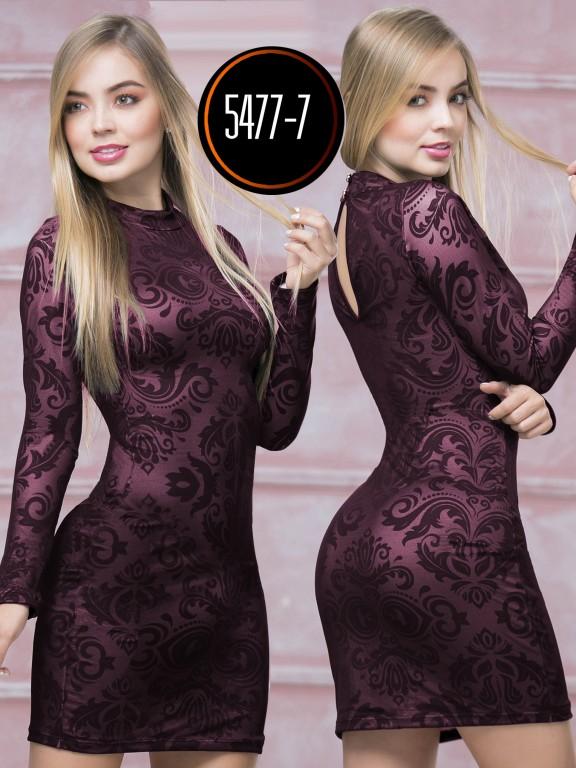 Colombian dress - Ref. 119 -5477-7