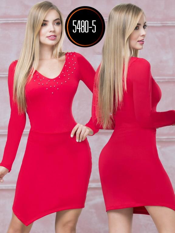 Colombian dress - Ref. 119 -5480-5