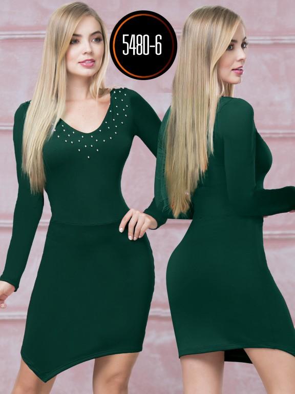 Colombian dress - Ref. 119 -5480-6