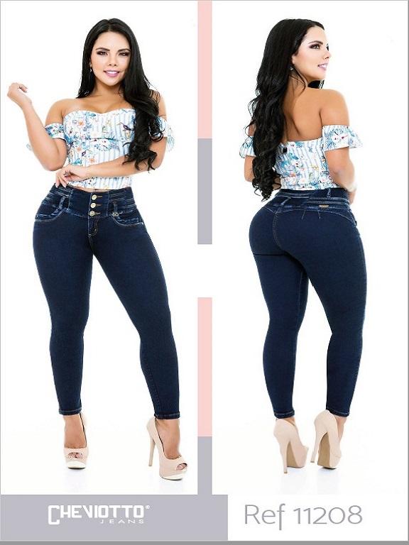 Jeans Colombiano Cheviotto - Ref. 101 -11208