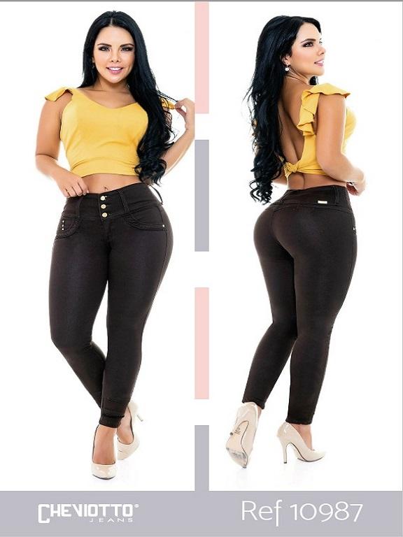 Jeans Colombiano Cheviotto - Ref. 101 -10987