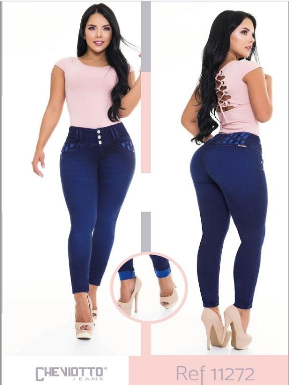 Jeans Colombiano Cheviotto - Ref. 101 -11272
