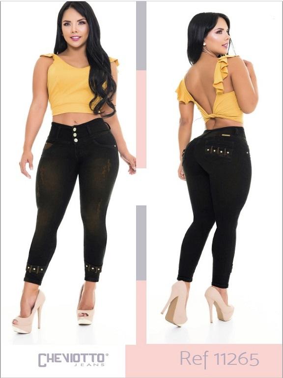 Jeans Colombiano Cheviotto - Ref. 101 -11265