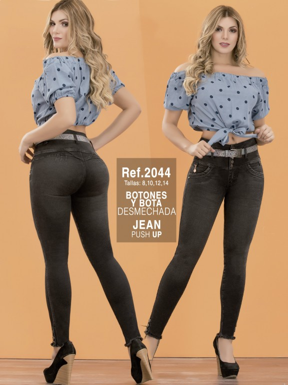 Jeans Colombianos - Ref. 282 -2044