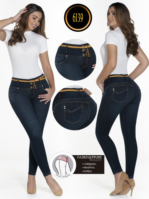 Jeans Colombiano - Ref. 278 -6139