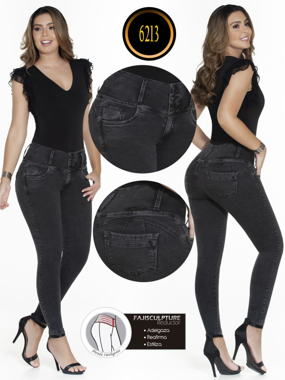 Jeans Colombianos  - Ref. 278 -6213