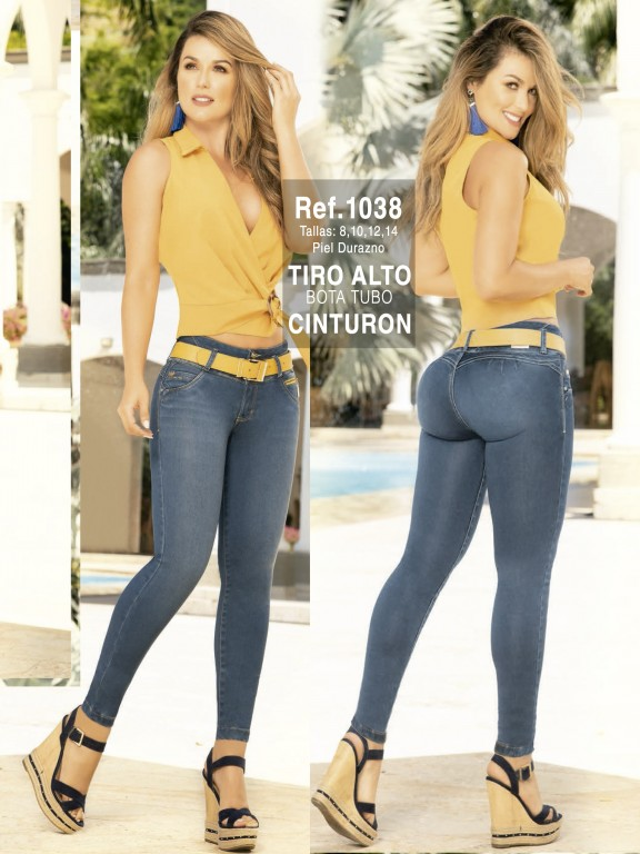 Jeans Colombiano - Ref. 280 -1038