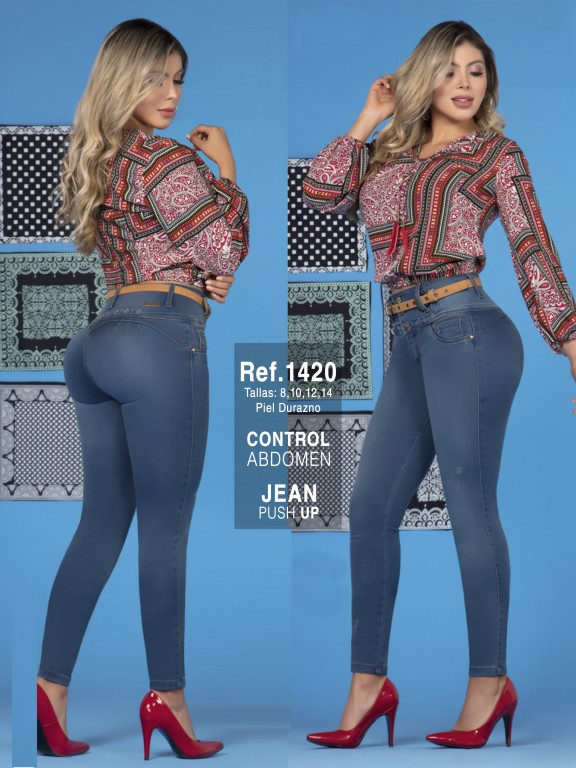 Jeans Colombiano - Ref. 279 -1420
