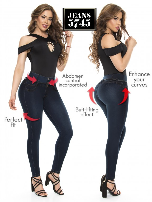 Jeans Colombianos - Ref. 283 -5745