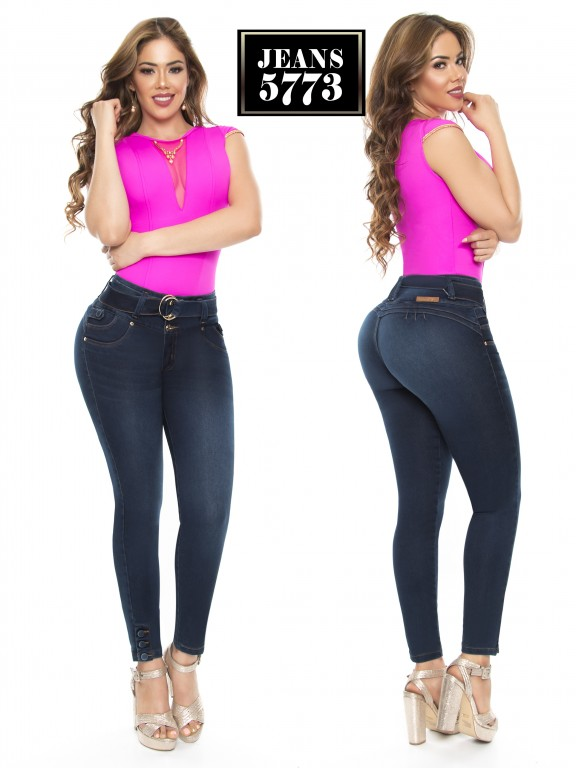 Jeans Colombianos - Ref. 283 -5773