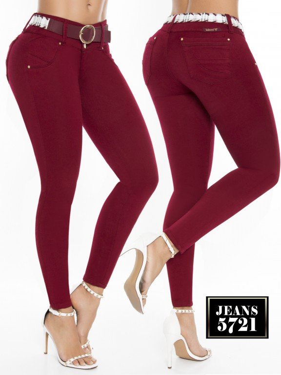 Jeans Colombianos - Ref. 283 -5721
